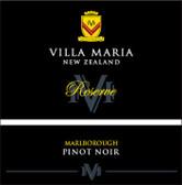 Villa Maria Reserve Marlborough Pinot Noir