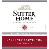 Sutter Home Family Vineyard Cabernet NV