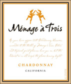 Menage a Trois California Chardonnay