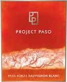 Project Paso Paso Robles Sauvignon Blanc