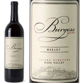 Burgess Triere Vineyard Napa Merlot