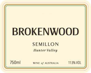 Brokenwood Hunter Valley Semillon