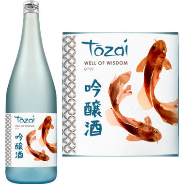 Tozai Well of Wisdom Ginjo Sake 300ml