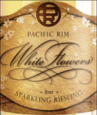 Pacific Rim White Flowers Sparkling Riesling NV