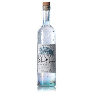 High West Silver Western Oat Whiskey 750ml