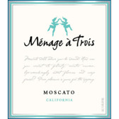 Menage a Trois California Moscato