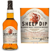 Sheep Dip Blended Malt Scotch Whisky 750ml