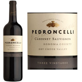Pedroncelli Three Vineyards Dry Creek Cabernet