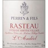Perrin & Fils Rasteau L'Andeol Cotes du Rhone Villages