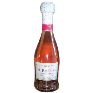 Il Conte d'Alba Stella Rosa Pink NV (Italy) 187ml