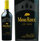 Moss Roxx Lodi Ancient Vine Zinfandel