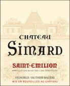 Chateau Simard Saint Emilion