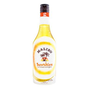 Malibu Lick of Sunshine Flavored Rum 750ml