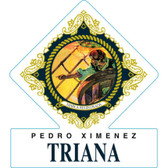 Hidalgo La-Gitana Pedro Ximenez Jerez Triana Sherry NV 500ml
