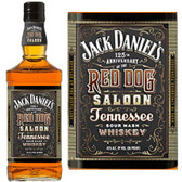 Jack Daniels Special Edition Red Dog Saloon 750ml