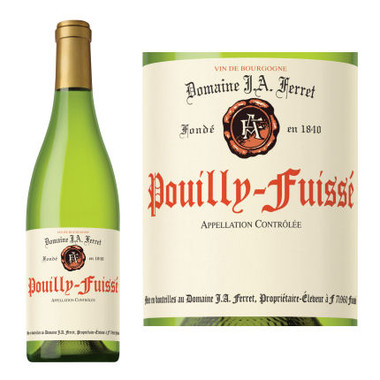 Domaine Ferret Pouilly-Fuisse