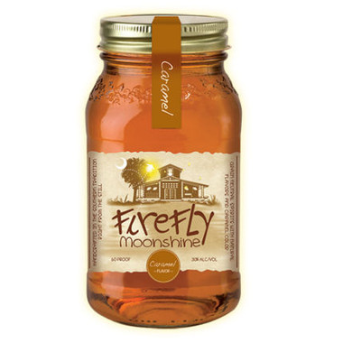 Firefly Caramel Flavored Moonshine 750ml