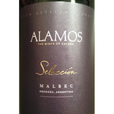 Alamos Seleccion Mendoza Malbec