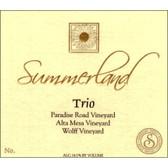 Summerland Trio Rhone Blend