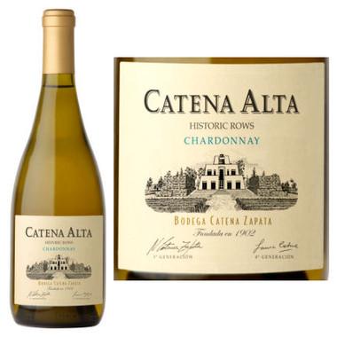 Catena Alta Historic Rows Chardonnay