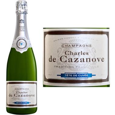 champagne cazanove