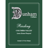 Dunham Columbia Valley Riesling