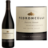 Pedoncelli Family Vineyards Dry Creek Petite Sirah