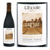 L'Ecole No. 41 Seven Hills Vineyard Walla Walla Syrah Washington