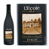 L'Ecole No. 41 Columbia Valley Syrah Washington