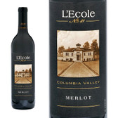 L'Ecole No. 41 Columbia Valley Merlot Washington
