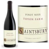 Saintsbury Toyon Farm Carneros Pinot Noir
