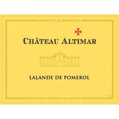 Chateau Altimar Lalande de Pomerol