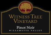 Witness Tree Estate Willamette Valley Pinot Noir Oregon