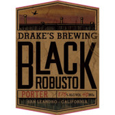 Drake's Brewing Black Robusto Porter 22oz