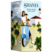 Shania White Wine Bag in a Box 3L
