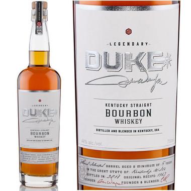 Duke Kentucky Straight Bourbon Whiskey 750ml