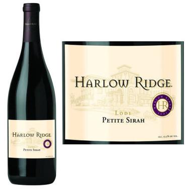 Harlow Ridge Lodi Petite Sirah