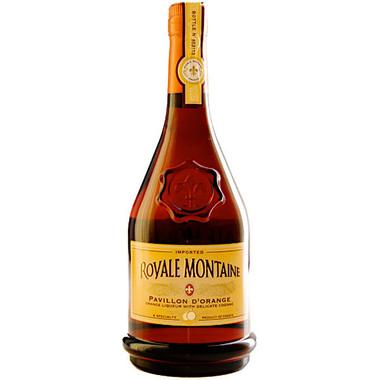 Royale Montaine Fine Cognac and Orange Liqueur 1L
