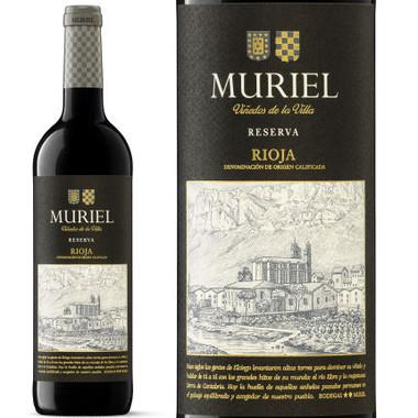 Bodegas Muriel Rioja Reserva