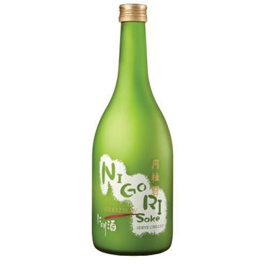 Gekkeikan Nigori Sake (Japan) 720ml