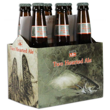 Bell's Brewery Two Hearted Ale 12oz 6 Pack Bottles