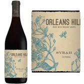 Orleans Hill Organic California Syrah