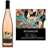 Stemmler Sonoma Coast Vin Gris Rose of Pinot Noir