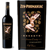 Zin-Phomaniac Reserve Sonoma Old Vine Zinfandel
