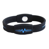 "Mojo-Advantage Band 7""  Black with Blue"
