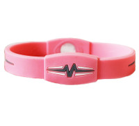 "Mojo-Advantage Band 8""  Pink with Grey"