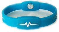 "Mojo-Advantage Band 8""  Blue with White and Grey"