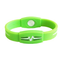 "Mojo-Advantage Band 7""  Lime with White"