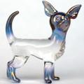 Hand Blown Glass Chihuahua