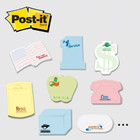 Custom Shape Post-it® Notes